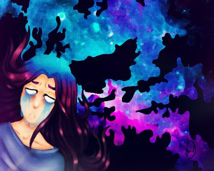 EXHAUSTION by ThePalinoia