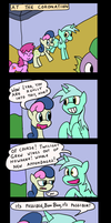 Lyra at the coronation by tifu