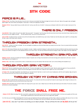 The Annotated Sith Code POSTER by RensKnight