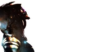 Tali | Mass Effect 3 Wallpaper by Niall-Larner