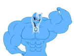 Trixie`s magical hulk out by mud666
