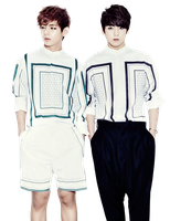 V and Jungkook PNG 205 by Yourlonglostsister
