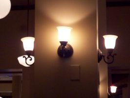 Wall Sconce #2 by SupernovaSword