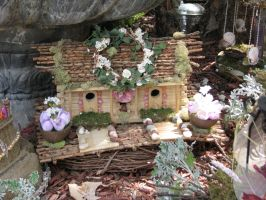 Fairy House... by ItsAllStock