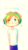 Pewds because why not by kioler