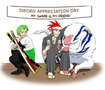 Sword Appreciation Day by Kotszok
