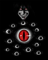 Alucard Eyes by MIKELopez
