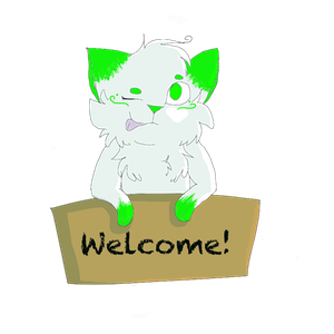Welcome! by sociallyineptpotato