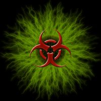 Biohazard sign by yalik