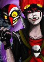 Jack Spicer by ElaineyYong
