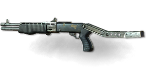 MW3: SPAS-12 by FPSRussia123