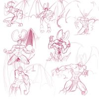 Illidan poses by discipleneil777