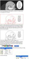 Manga tutorial by katanatoyubiwa
