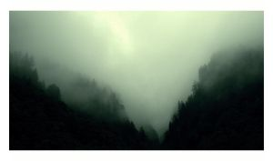 The Misty Moutains by Erinti