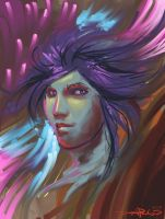 Flow Strokes by DHTenshi