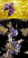 Dancing Mad - Kefka's Tower by Phead