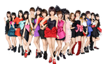 AKB48 png [render] by Sellscarol