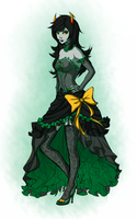 Ball gown Porrim by Rhetoricalxx