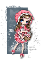 little red riding hood by cookiiiefish