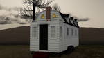 Amityville Micro-House by RayMontes