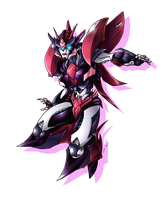 Colorssssss Elita1 TFP Concept by BLACK-HEART-SPIRAL