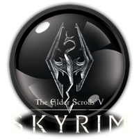 TESV: Skyrim Icon by FallenShard