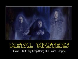 Metal Masters by Ticiano