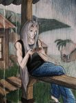 On a Rainy Day by mateem
