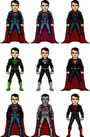 Ultimate Superman Updated by RexCahar