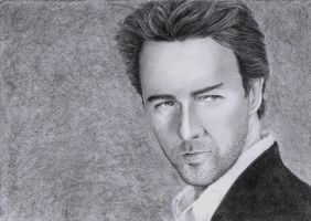 Edward Norton by Mika2882
