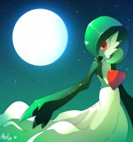 Gardevoir by Poketix