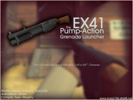 EX41 In-Game by Kosai106