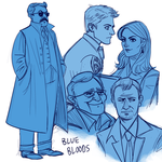 Blue Bloods by TitanicGal1912