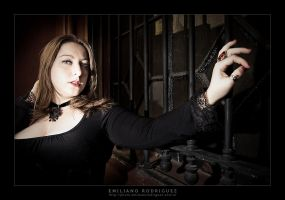 Recoleta - Modeling 7 by PaulaImperatrix