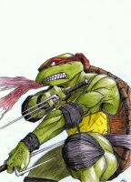 FIGHT raph FIGHT by d-X2