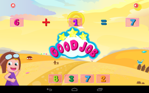 Kids maths game by appsunlimited