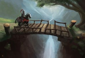 Knight's Tale by romann7