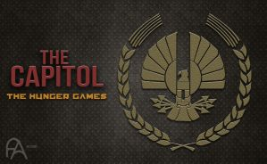 Panem's The Capitol by mooChips