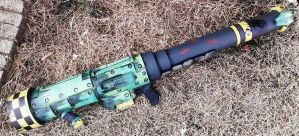 Snot-Rocket Launcher Final Production by WhimsicalCaptnJ