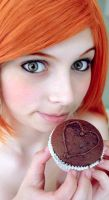 Orihime cosplay - Sugarheart by NahiFox