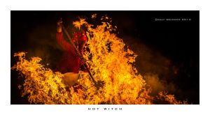 hot witch by RaMiBru