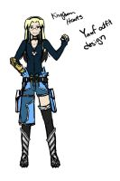 Yamf2 Kingdom Hearts Outfit Design by YouAskMeFirst2