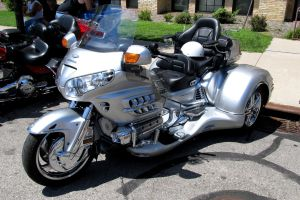 Honda Gold Wing Trike by musksnipe