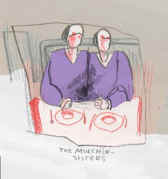 The Sisters Mulchin by fruehfeuer