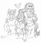 The Ladies of Flaky Pastry by persimmon