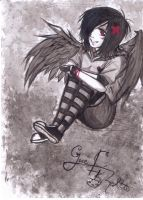Typical Dark Angel by Grace-Allergies