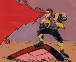 cyclops colored by gzapata