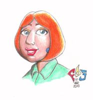 The Lois Portrait by Gulliver63