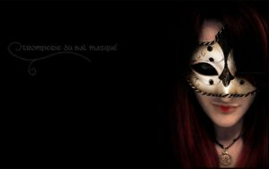 Bal Masque - Wallpaper by SecretConfession