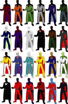 Man-Night Color Palette by soryukey